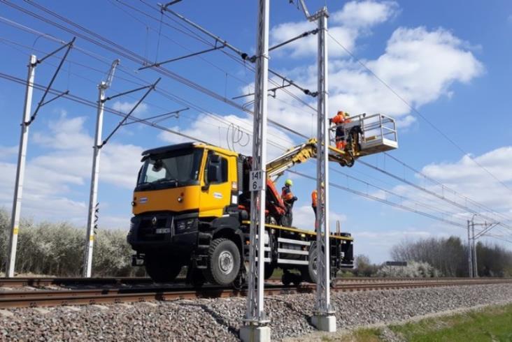 Dobiega końca modernizacja odcinka linii kolejowej nr 7 Dęblin – Nałęczów